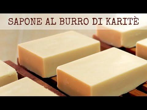 Sapone naturale al burro di karite 39 fatto in casa da benedetta youtube - Sapone neutro per pulizie casa ...