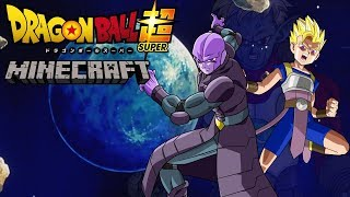 HIT ET KYABE ATTAQUENT L'UNIVERS 7 !! - Dragon Block Super #1 - Roleplay Minecraft [FR]