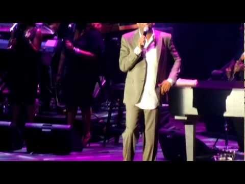 Donnie McClurkin- How Great Is Our God/ Our God Is Greater