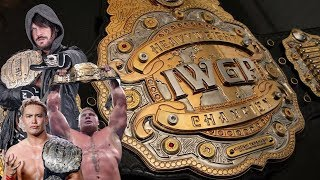 IWGP Heavyweight Championship - EVERYTHING You Need To Know