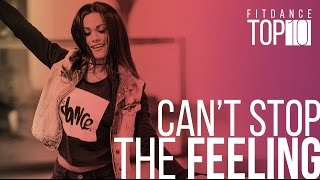 Can't Stop the Feeling - Justin Timberlake - #FitDanceTop10 com Coreografia | FitDance