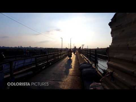 DJI OSMO LONG BIÊN BRIDGE HYPERLAPSE