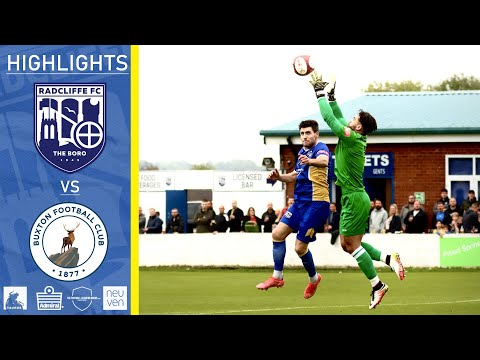 Radcliffe Buxton Goals And Highlights