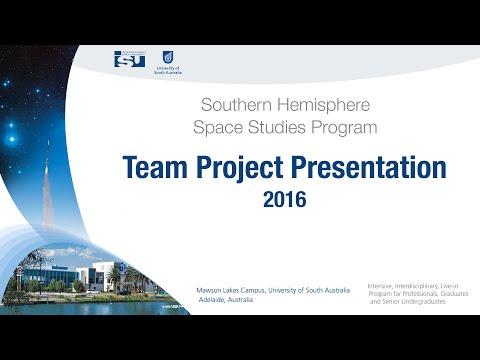 Team Project Presentation - SHSSP16