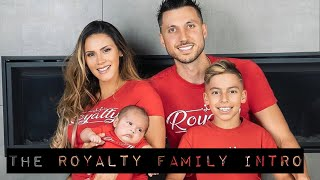 The royalty family new intro
