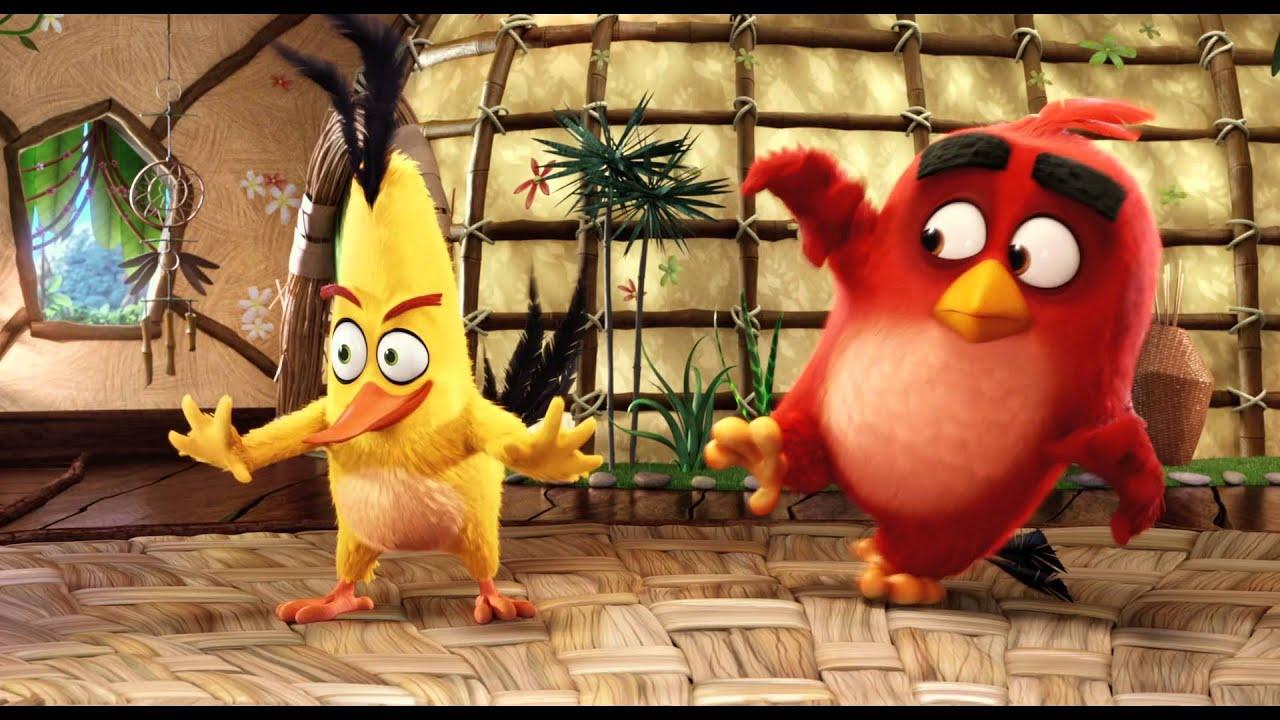 Angry Birds ve filmu -  Oficiální Teaser Trailer (HD) - CZ dabing