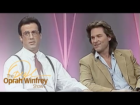 The Time Sylvester Stallone Taught Kurt Russell to Play Polo  The Oprah Winfrey   OWN