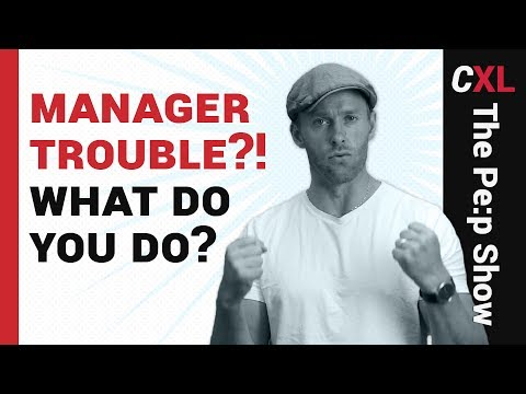 Manager Trouble, What Do You Do? (Value Your Craft & Yourself) | The Pe:p Show