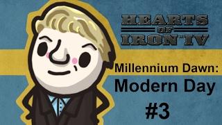 HoI4 - Modern Day Mod - Kingdom of Sweden - Part 3
