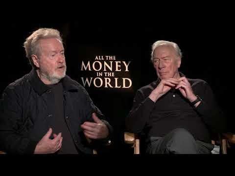 All The Money In The World || Ridley Scott / Christopher Plummer Soundbites Part-1 || SocialNews.XYZ