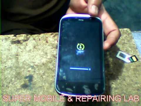 HTC AMAZE X715E HARD RESET AND REMOVE PATTREN LOCK