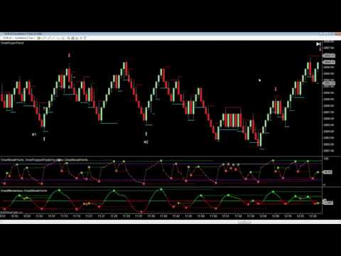 Trading Exceptional Trading Signals in the ES Emini S&P Webinar