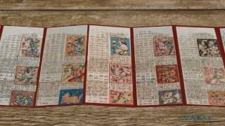 Codex Dresdensis - 3D Reconstruction of the Maya Codex in Dresden