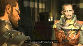 My review of The Missing Link the first piece of DLC for Human Revolution