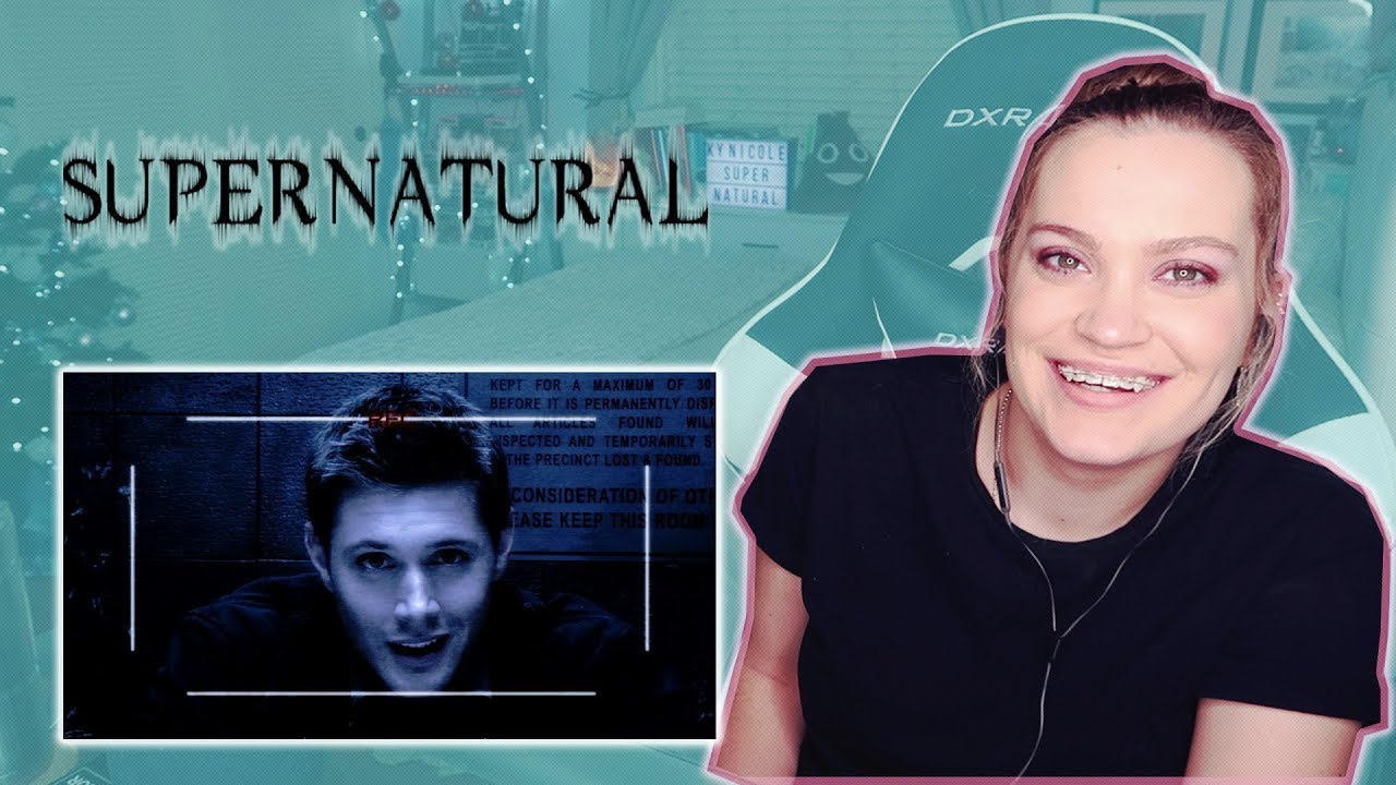 """Download Supernatural Season 2 Episode 7 """"The Usual Suspects"""" REACTION!"""