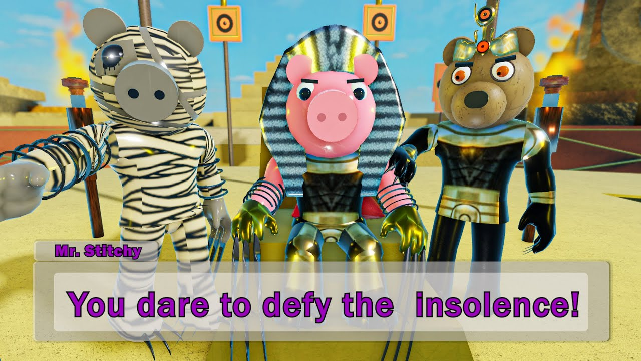 Download KAMOSI UNTOLD ORIGIN STORY! (WAS HE CURSED BY THE INSOLENCE?) PIGGY BOOK 2 CH8 ANIMATED THEORIES