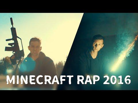 ► ČESKÝ MINECRAFT RAP 2016 ◄ Official Music Video [4K]