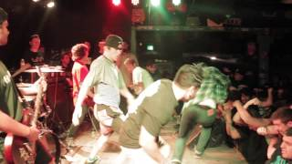 "Turnstile ""7"" and ""Keep It Moving"" @ Chain Reaction 6/6/14"