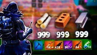 6000 DE MATERIAL! | FORTNITE