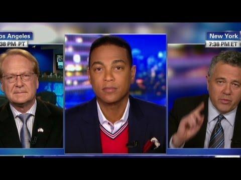 """NSA plaintiff calls CNN anchor an """"Ultra-leftist"""""""