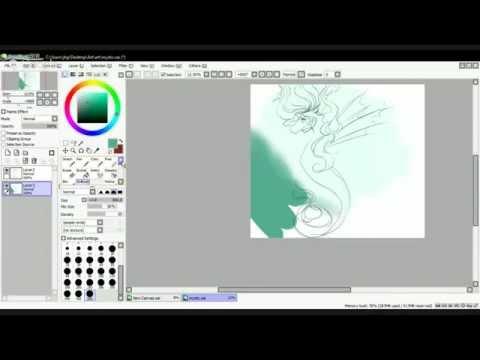 watch me draw~!
