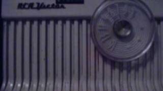 RCA Victor radio from the 1950's Thumbnail