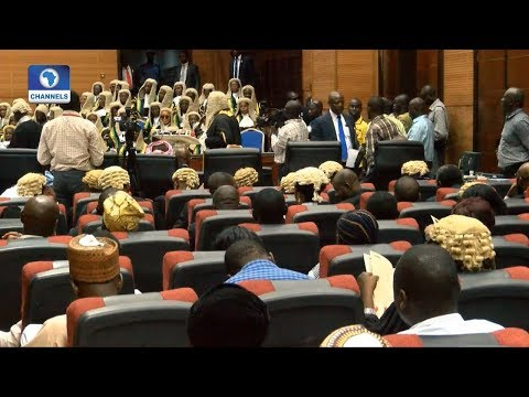 Cross-Border Solicitor Analyses Positives & Negatives Of Human Rights In Nigeria Pt.2 |Law Weekly|