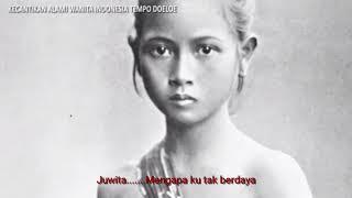 Lenggang puspita ( Pesona Wanita Indonesia tempo dulu)- Achmad Albar, cover by Agung SaHipi
