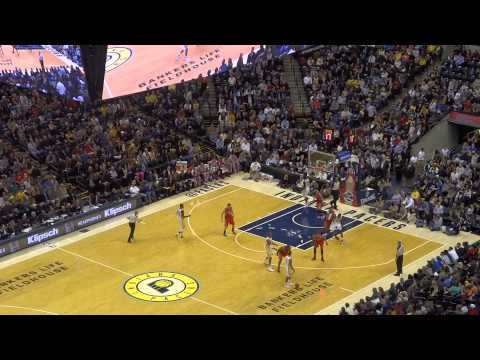 Indiana Pacers at Bankers Life Fieldhouse Game