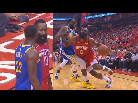 james-harden-shoves-off-draymond-green-after-getting-hit-in-eye-again-&-exchange-words-in-game-3!