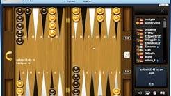 Backgammon Online Gegeneinander Spielen