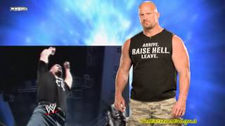 "Stone Cold Steve Austin 3rd WWE Theme Song ""Hell Frozen Over"""