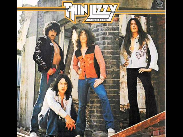 THIN LIZZY Suicide (Fighting)