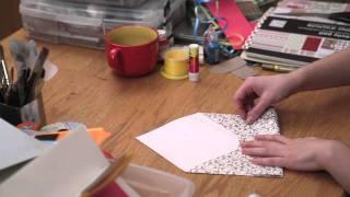 DIY Event Invitations : Patterns for Making Envelopes