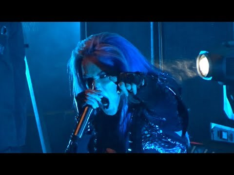 Arch Enemy - Live @ ГЛАВCLUB Green Concert, Moscow 10.10.2017 (Full Show)
