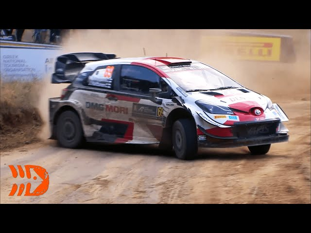 Best of Acropolis Rally Greece 2021 | Max Attack, Pure Sound, Apex Hunting