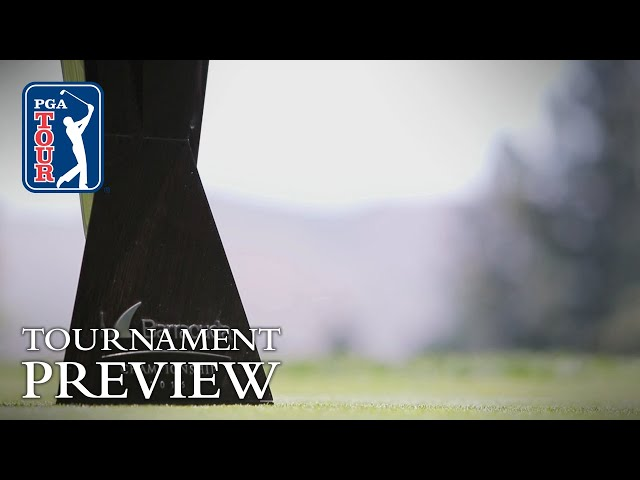 2018 Barracuda Championship Preview