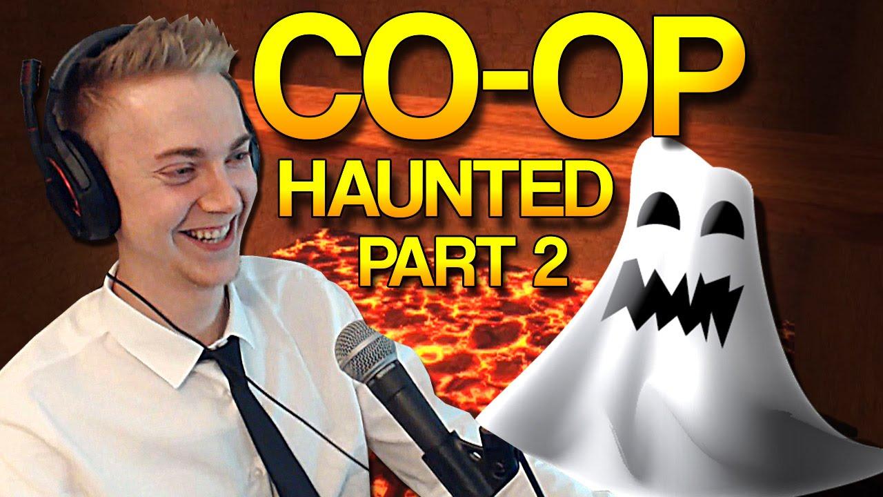Download CS:GO - CO-OP Haunted House! #Part2