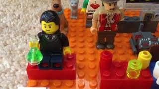 LEGO Batman the attack of the mummy king