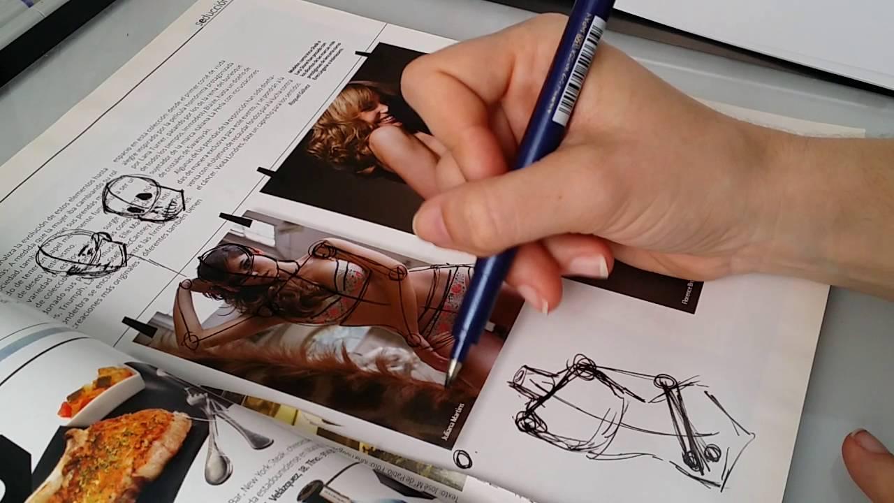 Primeros pasos para ser dibujante de cómic: Esquema básico ...