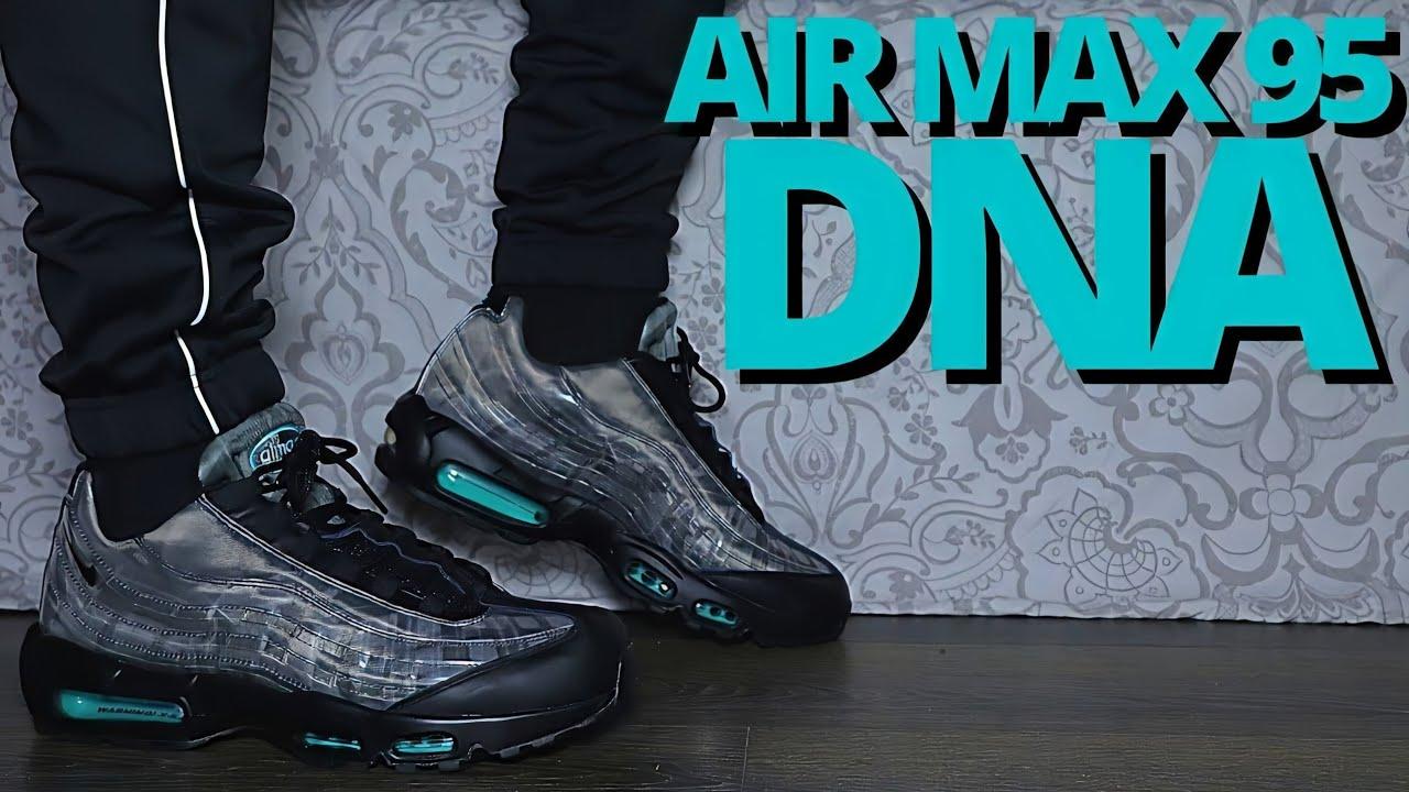 Abiertamente estudiar Whitney  WARNING X-RAY! Nike AIR MAX 95 DNA