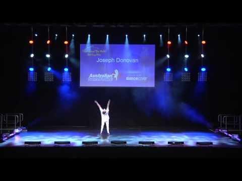 2014 Australian Dance Festival - Joseph Donovan