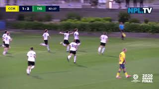 2020 Grand Final - NPL 2 NSW Men's - Central Coast Mariners Academy v Northern Tigers