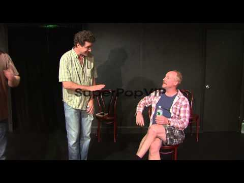 PERFORMANCE: Ian Roberts, Matt Besser and Matt Walsh joke...