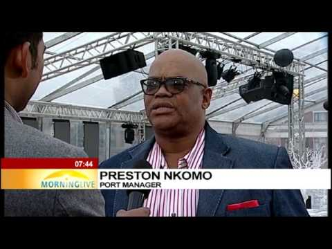 Preston Nkomo on the role of a port manager