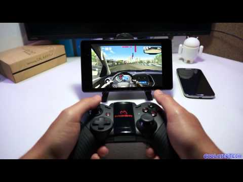 MOGA Pro: Bluetooth Controller For Mobile Devices