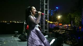 Terhanyut Dalam Kemesraan Anisa Rahma New Pallapa Tahun Baru 2020