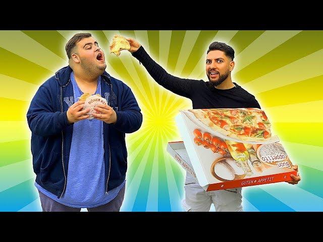 Mein dickster Freund und ich ⎮ mit Fat Comedy - Younes Jones