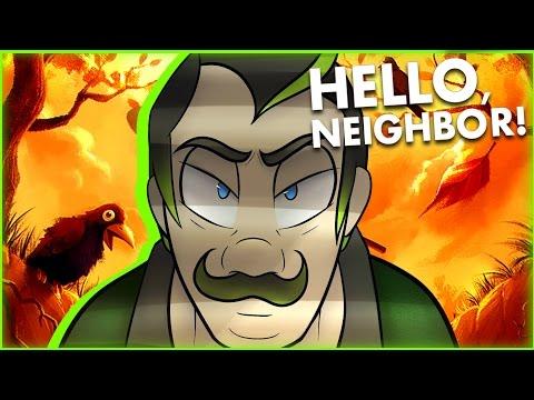 DAGames - HELLO NEIGHBOR