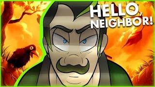 CREEPIEST NEIGHBOR EVER! | HELLO NEIGHBOR | DAGames